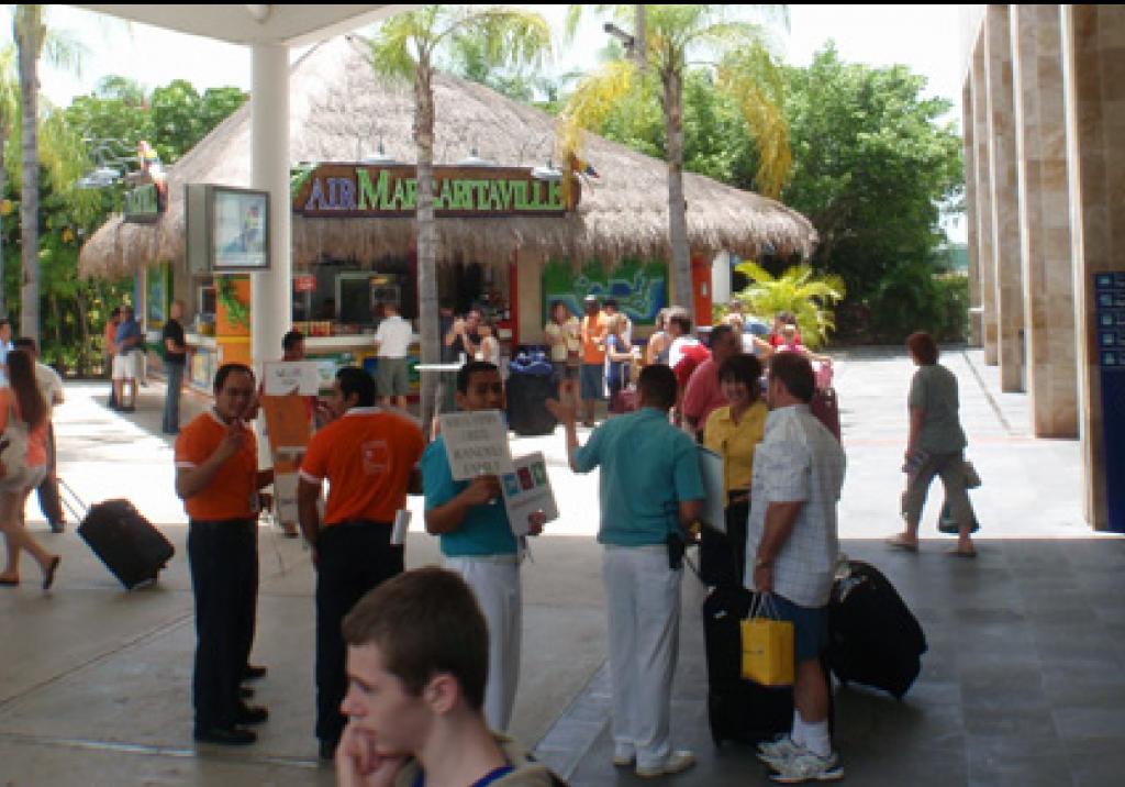 Air Margaritaville Terminal 3 Cancun Airport