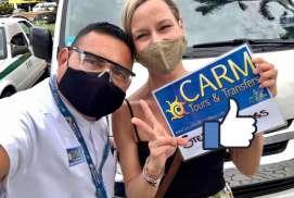 CARM Transfers Greeter